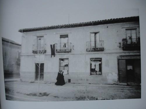 Esquina plaza de San Diego con calle Bedel en 1952 (Santos Yubero)
