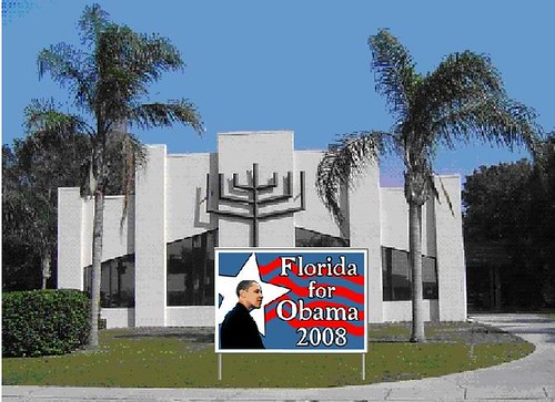Mazel Tov! Florida Votes for Obama