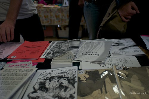 Sydney MCA Zine Fair