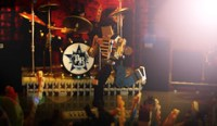 LEGO Papa Roach in concert
