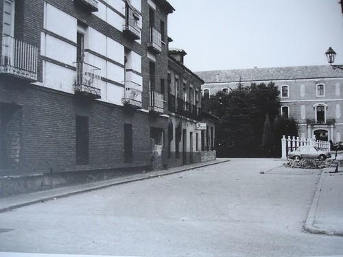 Calle Pedro Gumiel en 1963