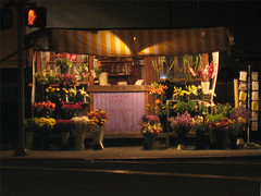 Photo reference for Night Flowerstand