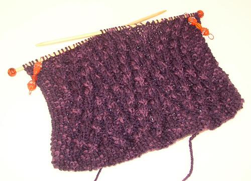 Rae's blanket block 1