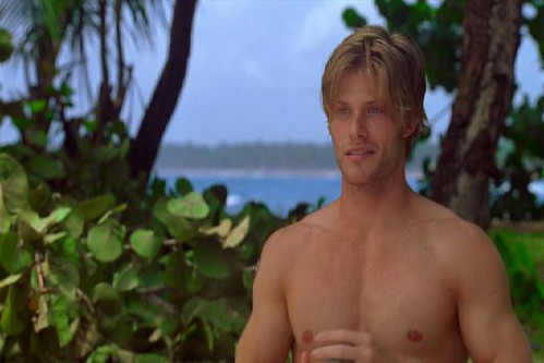 Chris Carmack Shirtless