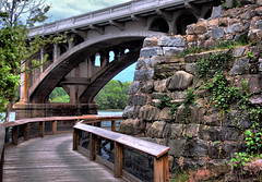 Gervais Bridge Support
