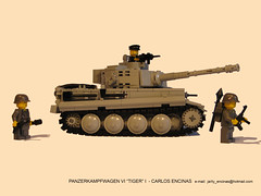 Tiger I _3 (by Henry_Chinasky / Carlos Encinas)