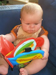 never too young to read 2