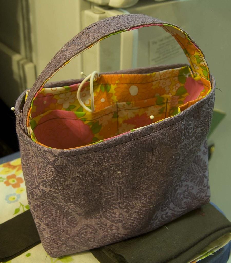 Lainie's Little Lady Market Bag