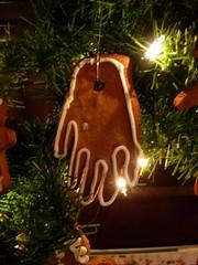 Christmas Hand