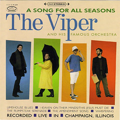 Front cover, A Song for All Seasons