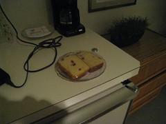 crandberry pound cake