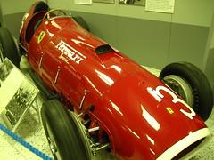 Alberto Ascari Ferrari Tipo 500