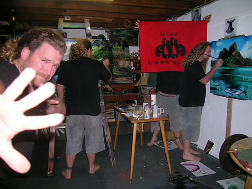 studio marquesas tahiti aotearoa waitangi