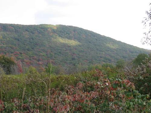Hiking in the Catskills