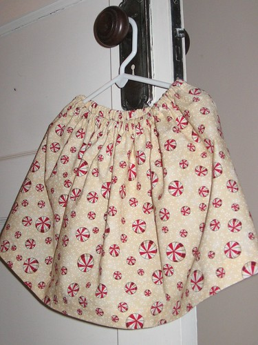 Peppermint Skirt