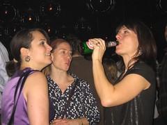 Anne mit Freundinnen