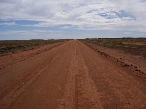 near Broken Hill