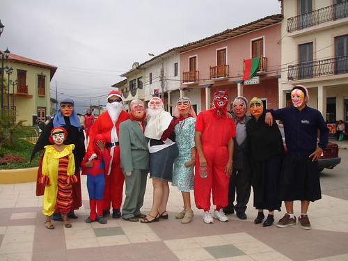 Año Viejo 2007, Las Viudas, los santos inocentes