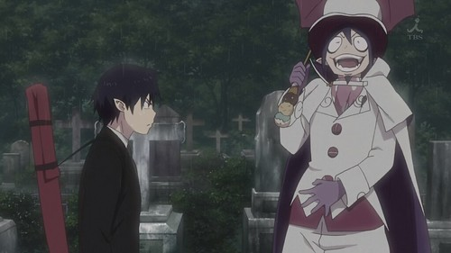 36. Mephisto...you just keep on laughing.