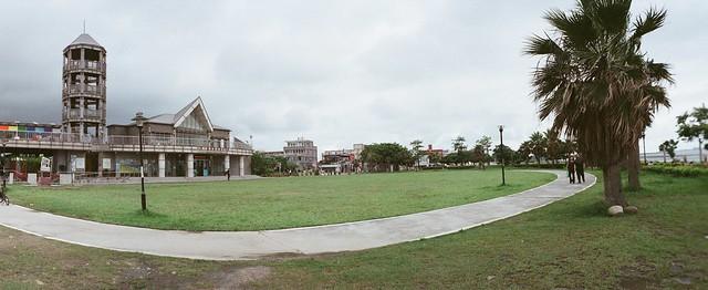 八里左岸公園