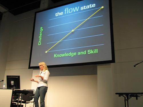 Web 2.0 Expo, Kathy Sierra 10