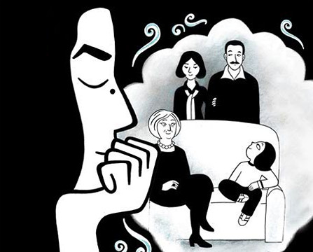 Persepolis, by Satrapi and Paronnaud