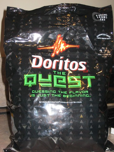 Doritos The Quest