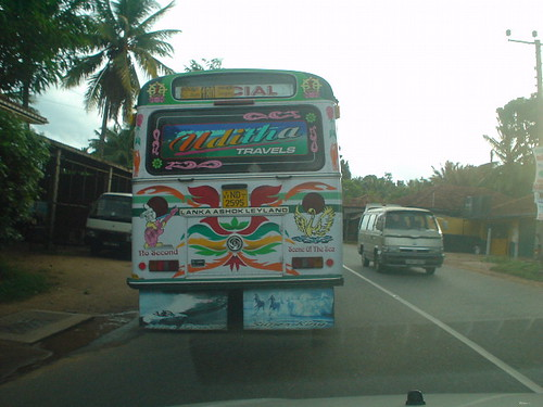 Bus Art Sri Lanka
