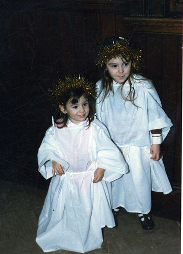 Angels for Christmas play
