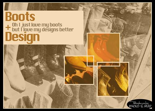 Boots + Design