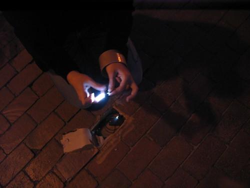 Light brick - preparing another LED