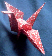 Origami Crane 7