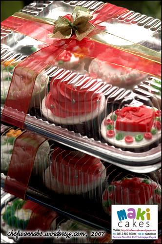 Xmas Cupcakes Maki