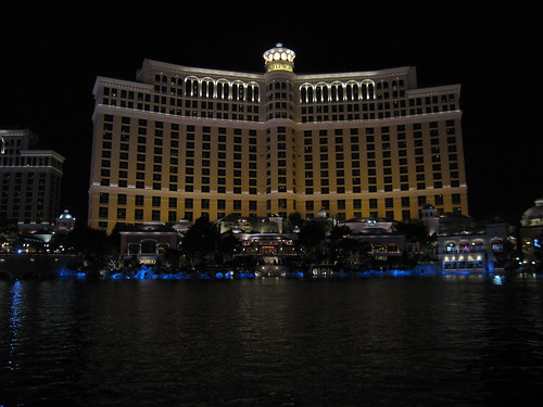 The Bellagio Hotel, Las Vegas