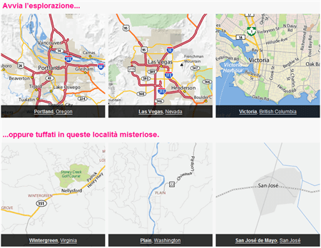 Flickr Places