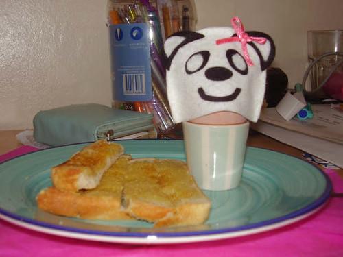 eggy panda