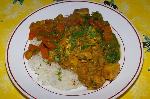 Curry feast by La belle dame sans souci