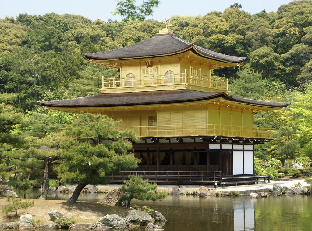 Japan Kinkakuji Kyoto