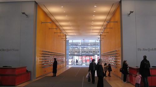 NYT Lobby