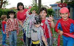 Carnaval na Casinha Pequenina