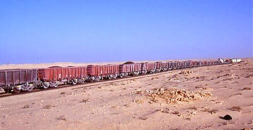 el tren mas largo del mundo