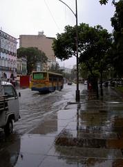 Flooded Rio