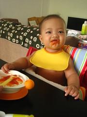 carrot face