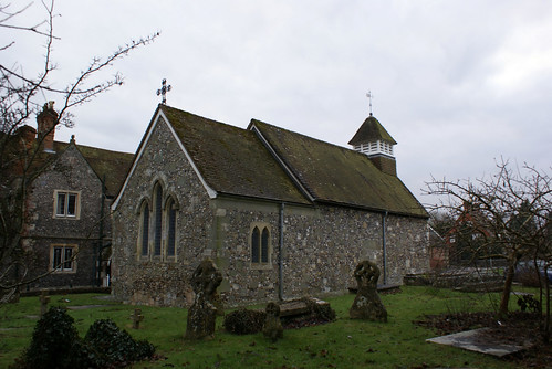 George Herbert's parish church