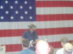 Ted Nugent at NRA Convention
