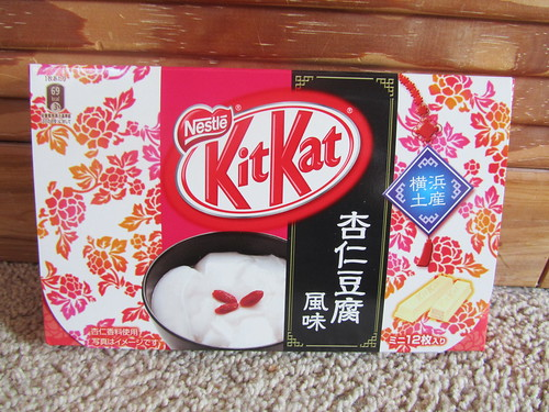 Annin Dofu Fumi Kit Kat (Yokohama)