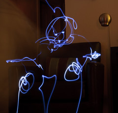 Light-Gesture drawing from flickr