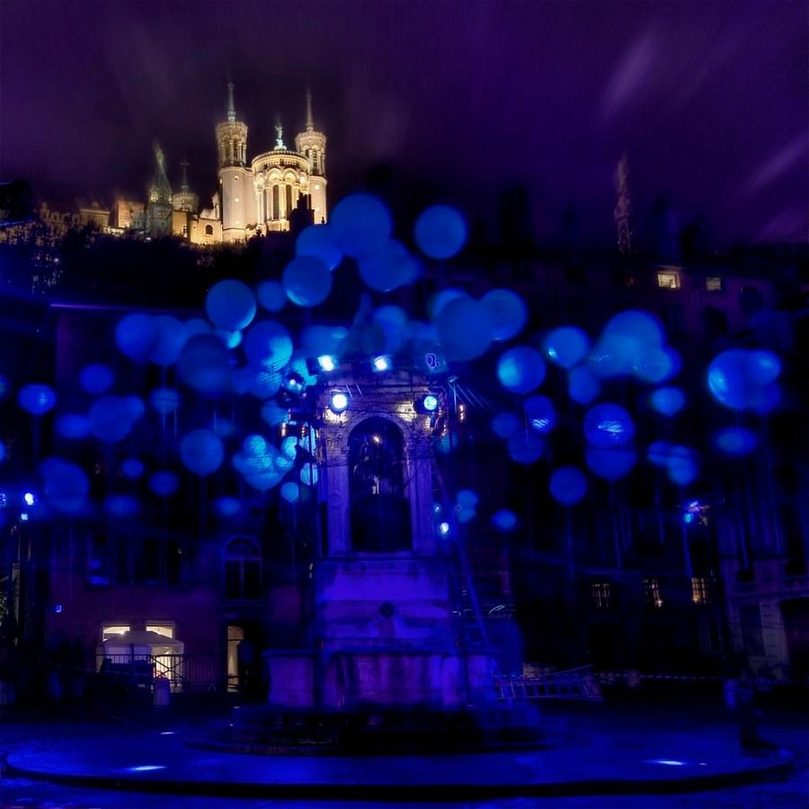 The Festival of Lights in Lyon