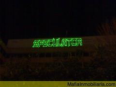 Speculator batseñal