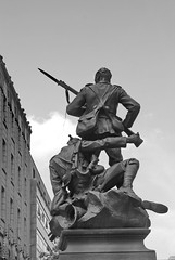 South African War Memorial, St Ann's Square